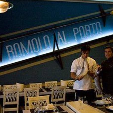 Da Romolo al porto d'Anzio